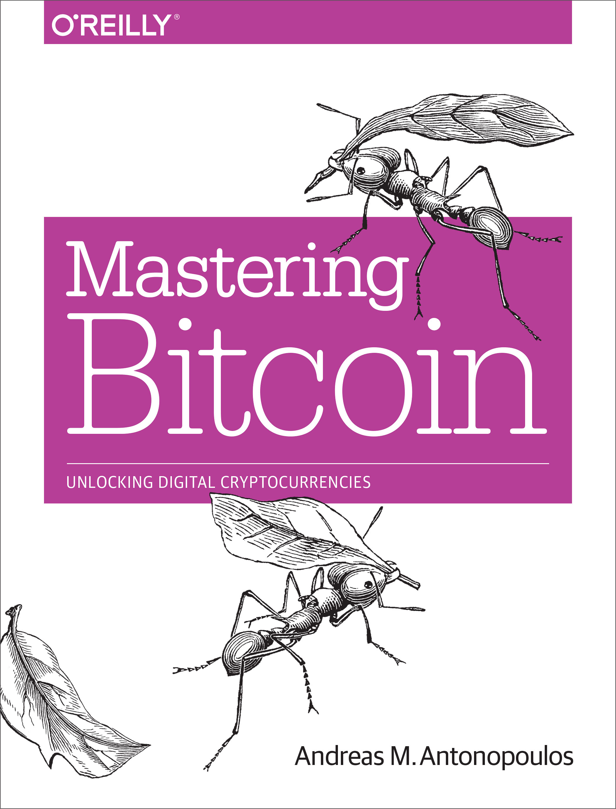 cover image of 'Mastering Bitcoin'